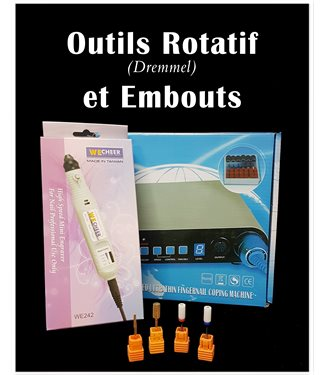 Drills et embouts