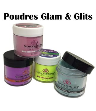Poudre GLAM and GLITS