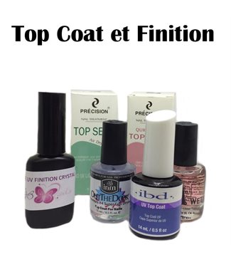 Top Coat et Finition