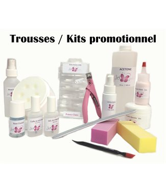 Trousses / Kits  promotionnel