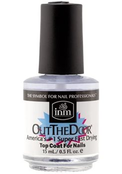 Out the door Top Coat 15ml.