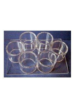 Display stand 6 round holders
