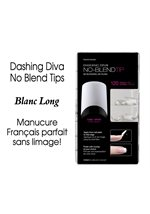 Dashing Diva • SANS LIMAGE • BLANC LONG
